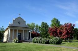 Coeur d'Alenes Old Mission State Park 5/15/15 at 11:30...