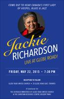 Jackie Richardson - Live at Glebe Road!