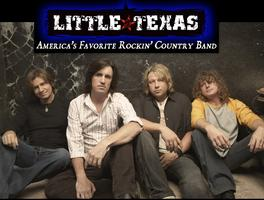 Little Texas with Grayson Rogers LIVE in Concert!