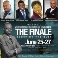 7th Annual Worshippers on the Frontline Summit 2015 -...