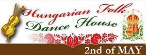 Hungarian Folk Dance House!