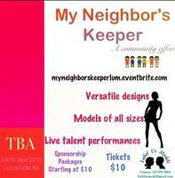 Label Us Models presents: My Neighbor's Keeper