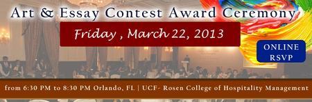 Art & Essay Contest Award Ceremony