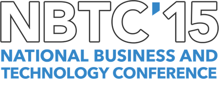 National Business and Technology Conference (NBTC'15):...