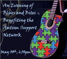 An Evening of Blues and Bites Benefiting the Autism Sup...