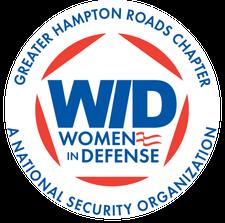 Women In Defense Greater Hampton Roads logo
