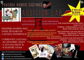 Phaedra Harris Audition Lab