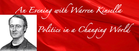 Politics in a Changing World – An Evening with Warren...