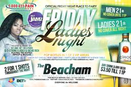 411 Pain Ladies night at the Beacham