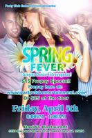 Let's Celebrate at the Spring Fever Singles Dance...
