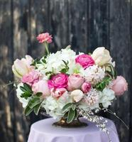 Sips and Stems- Peonies and Parrot Tulips!