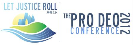 Pro Deo Conference: Let Justice Roll