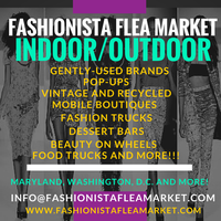 APRIL 11, 2015 Fashionista Flea Market (VENDOR...