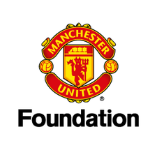 Manchester United Foundation logo