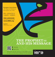 The Prophet (Peace Be upon Him) and His Message |...