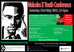 Malcolm X Youth Conference