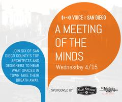 Meeting of the Minds - April 22, 2015
