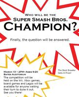 Super Smash Bros. Brawl Tournament (Free)