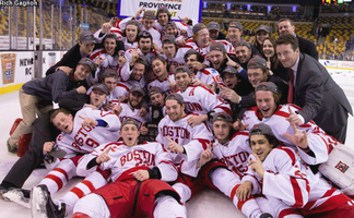 BUS to BU Men's Hockey - NCAA Tournament - Saturday