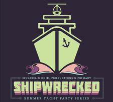 Shipwrecked Boat Series logo