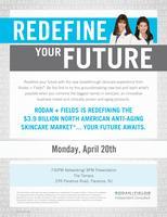 Rodan & Fields Business Presentation
