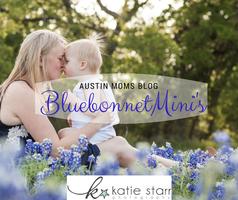 Bluebonnet Mini Session with Austin Moms Blog