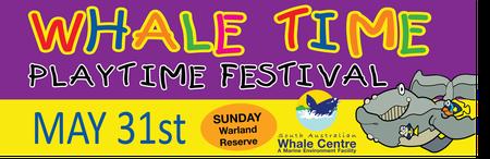 2015 Whaletime Playtime Festival