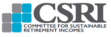 Committee for Sustainable Retirement Incomes logo