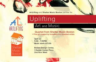 Uplifting Art and Music - ArtLifting & Shelter Music...