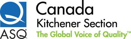 ASQ Kitchener - March Meeting - Elections & Speaker