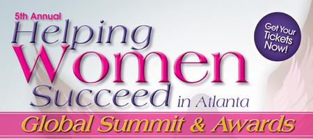 2015 Helping Women Succeed ~ Global Summit and Awards