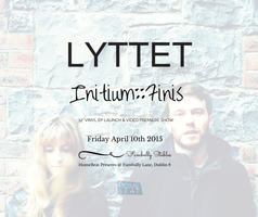Homebeat Presents : Lyttet 'Initium :: Finis' Album...