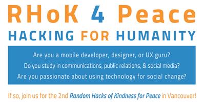 RHoK4Peace Hackathon!!!