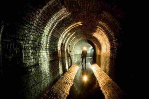 Old Croton Aqueduct Trail Walk - Part III (2015-04-26)