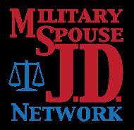 Military Spouse JD Network logo