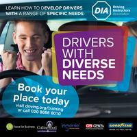 Portsmouth Drivers with Diverse Needs Course