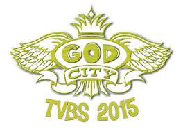 The GOD CITY TVBS 2015