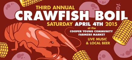 3rd Annnual CYCFM Crawfish Boil