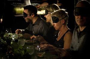 Super Sense presents Supper Sense: Dining in the Dark...