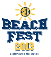 SEC BeachFest Golf Scramble
