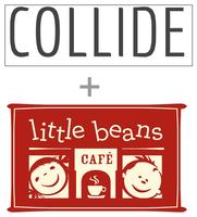 Collide Coworking at Little Beans Cafe 4/15