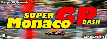 Badger's Super Monaco GP Bash