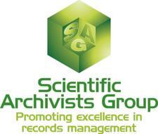 Scientific Archivists Group logo