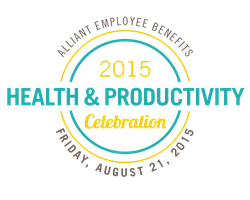 SPONSORS: Alliant Employee Benefits 2015 Health &...