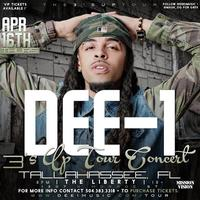 Dee-1: The 3's Up Tour - Tallahassee, FL.
