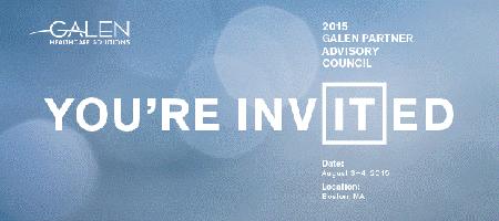 2015 Galen Partner Advisory Council