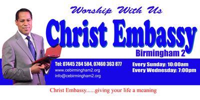 CHRIST EMBASSY BIRMINGHAM