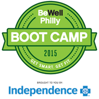 Be Well Philly Boot Camp 2015