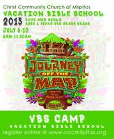 2015 CCCM - Vacation Bible School (VBS)