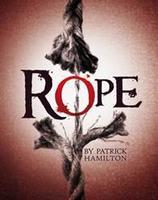 Rope, Sunday May 31 2:00pm
